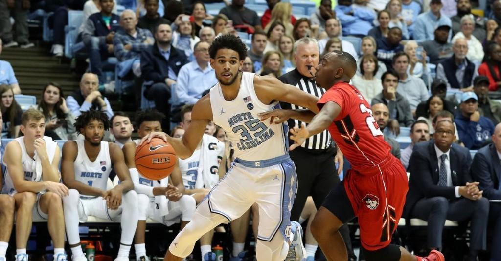 UNC Basketball: Ryan McAdoo Earns Scholarship
