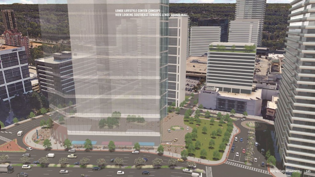 Buckhead visioning study calls for cheaper housing, public art, another new trail