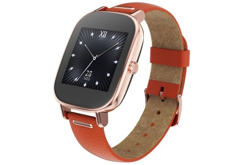 Asus brings a choice of sizes to Android Wear with ZenWatch 2