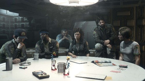 Sigourney Weaver stars in the next 'Alien' game, but only if you preorder