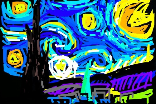 The rise of the surprisingly beautiful Snapchat art movement
