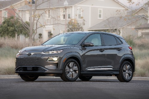 Hyundai's Kona EV has great range and costs as much as the average car