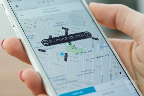 Uber is planning on investing $500 million dollars to map the world's roads