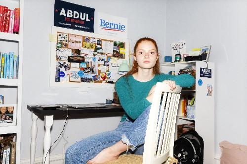 Meet the teens who love Bernie