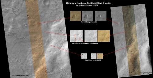 Amateur space enthusiasts may have discovered missing Soviet Mars lander