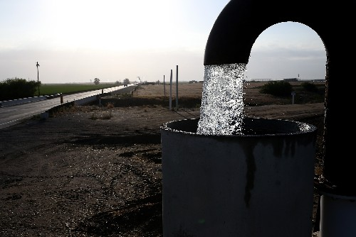 California regulators approve farmers' plan to reduce water usage by 25 percent