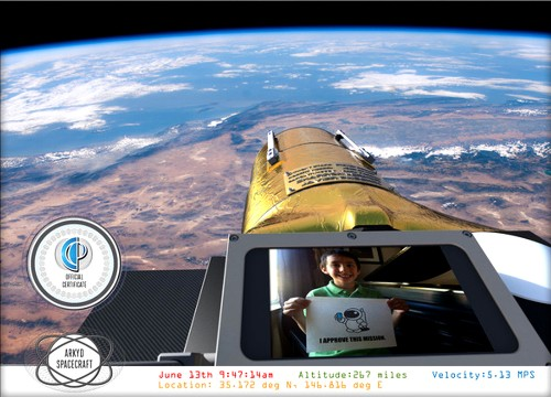 Aspirational asteroid miners promise 'space selfies' in $1 million Kickstarter campaign