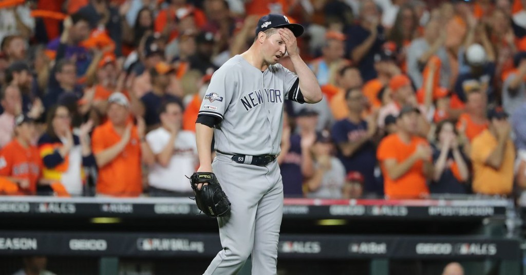 """The Yankees Were Ahead of Schedule. Now They're Full of """"What Ifs?"""" and Staring at an AL Death Pit."""