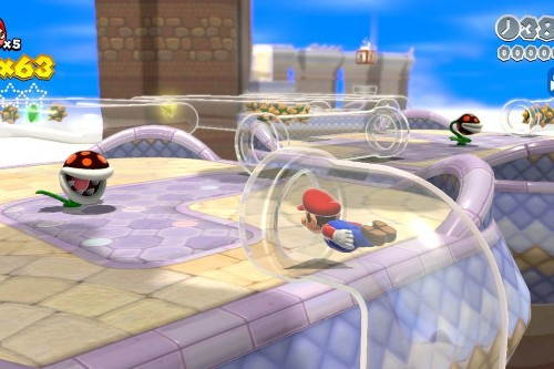 'Super Mario 3D World' is the best reason to own a Wii U