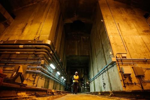 Eight miles of water: underground with Manhattan's new aquatic lifeline