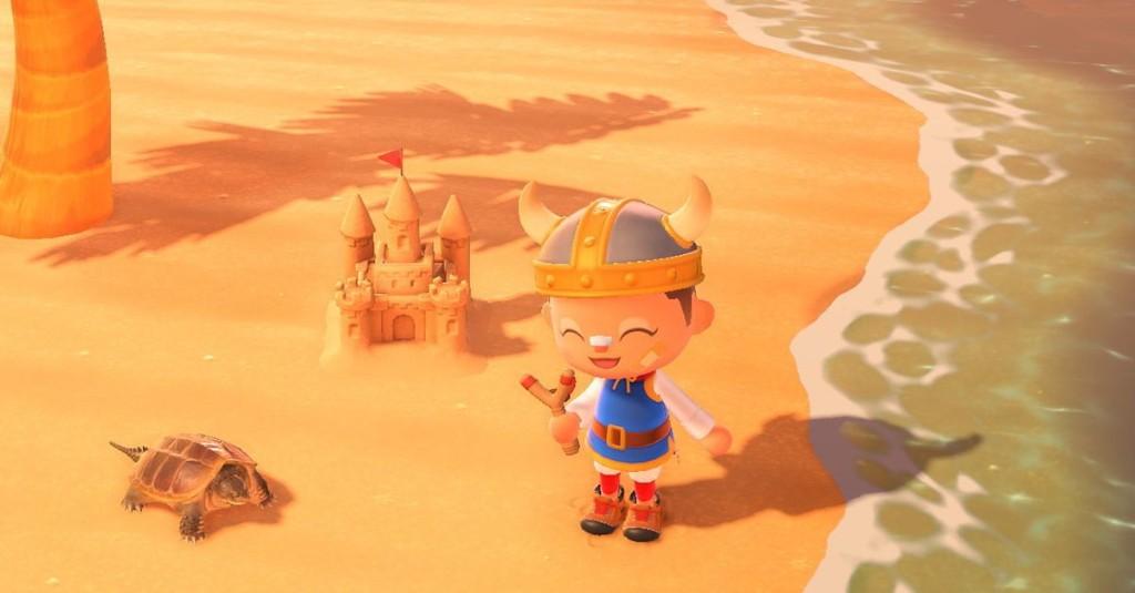 Animal Crossing got three updates in a week, unusual for Nintendo