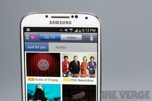 Galaxy S4 is the first smartphone to support Verizon's upcoming LTE expansion (update)