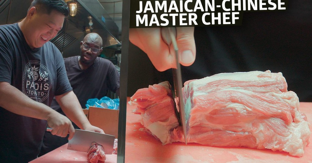 How Chef Craig Wong Uses Michelin-Level Techniques at His Jamaican-Chinese Restaurant