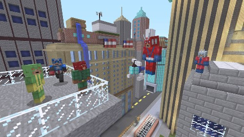 'Minecraft' comes to PS4 on Thursday and Xbox One on Friday