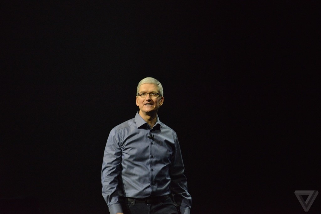 Tim Cook confirms that Apple is working on software for self-driving cars