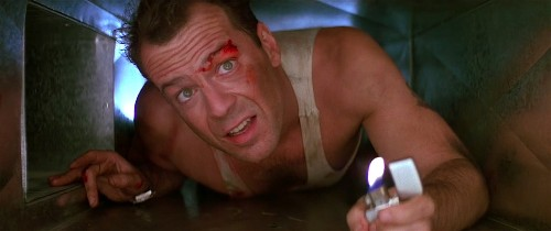 They're making a Die Hard board game