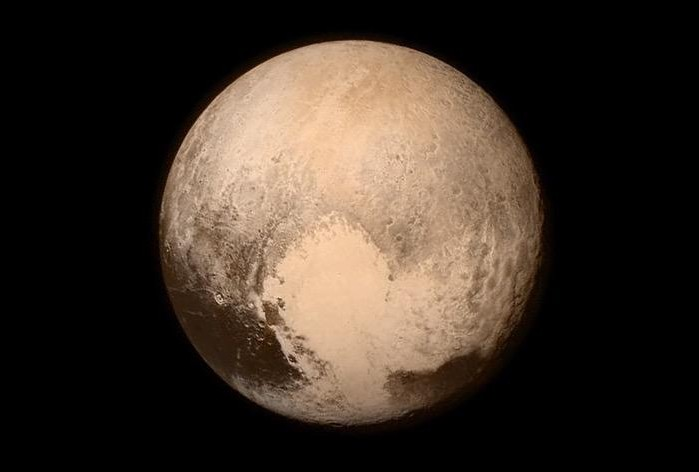 It will take a year for New Horizons to send all of its Pluto data back to Earth