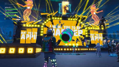 Fortnite's Marshmello concert was a bizarre and exciting glimpse of the future