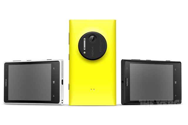 This is Nokia's Lumia 1020, a 41-megapixel Windows Phone camera (updated)
