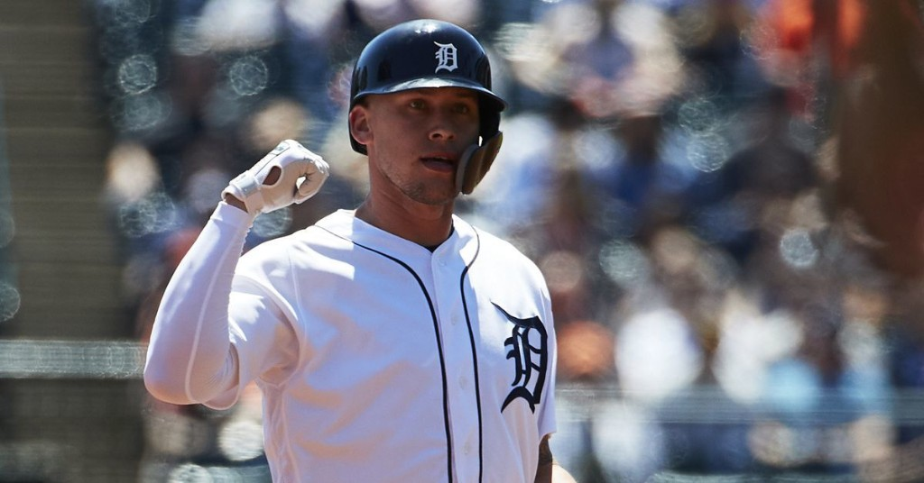 Tigers 9, Royals 3: Detroit slugs way to victory in MLB The Show simulation