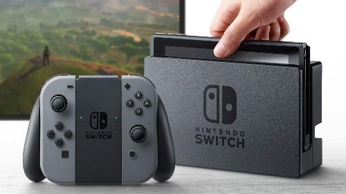 Nintendo Switch in leak videos was stolen, Nintendo says