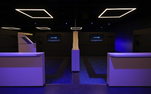 IMAX's first virtual reality arcade is here and it is beautiful