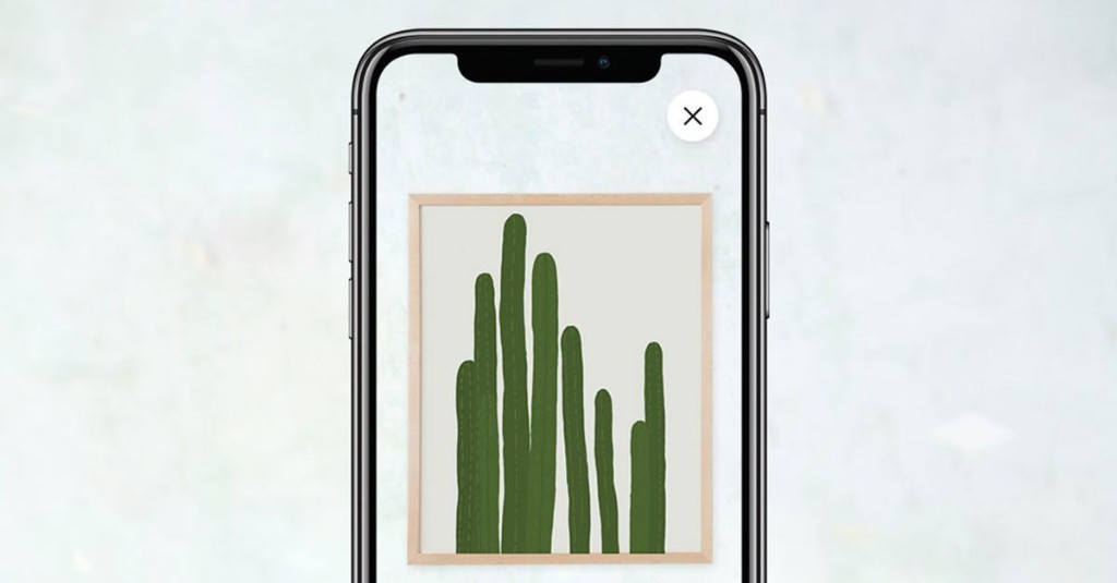 Etsy's iOS app now lets you preview art on your wall through augmented reality