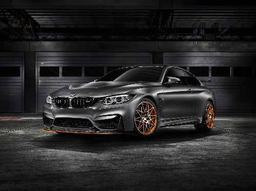 The BMW Concept M4 GTS is an M4 on steroids — and you'll be able to buy it