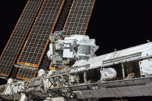 First traces of particles linked to dark matter found aboard International Space Station