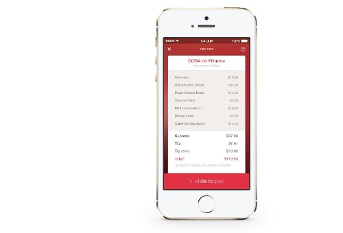 OpenTable launching its meal-pay service in 20 cities, starting with NYC