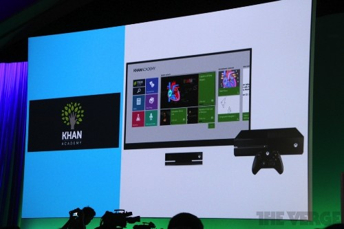 Microsoft teases Windows 8 apps on Xbox One, says devs get a 'head start' by building now