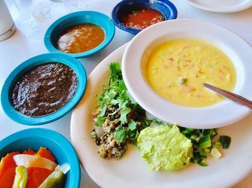 Statesman Critic Calls Polvos a Cool Downtown Austin Restaurant