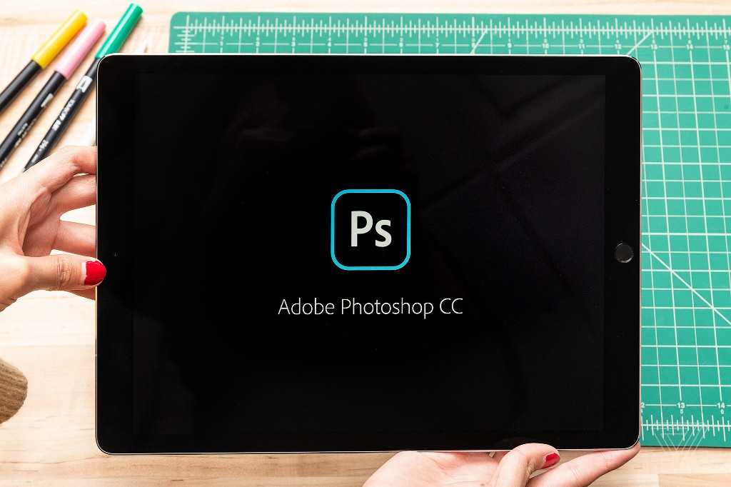 Photoshop - cover