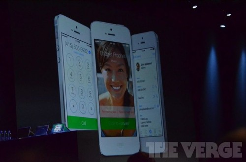 Apple announces iOS 7, 'biggest change' since the introduction of the iPhone, coming this fall