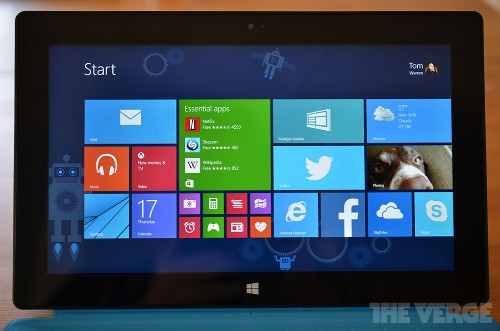 Microsoft experimenting with free version of Windows 8.1