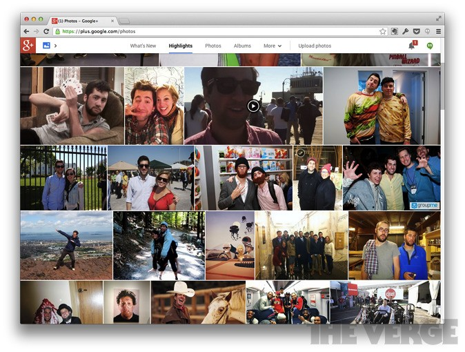 Google+ for iOS adds full-resolution backup of photos and videos