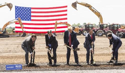 Wisconsin's $4.1 billion Foxconn factory boondoggle
