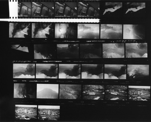 Long-lost photos show Mt. St. Helens just before its devastating eruption