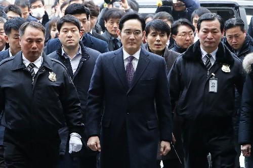 Poll: How do you feel about the Samsung heir's arrest?