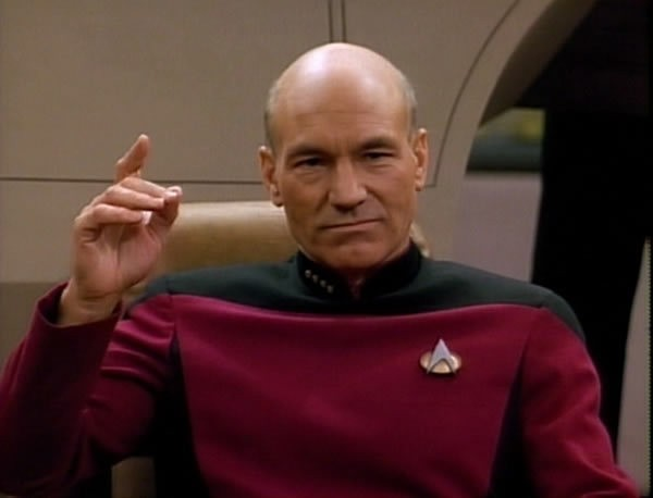Ted Cruz is wrong about Captain Picard