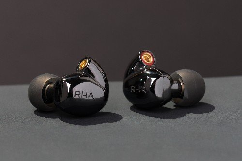 RHA announces in-ear planar magnetic earphones with wireless option