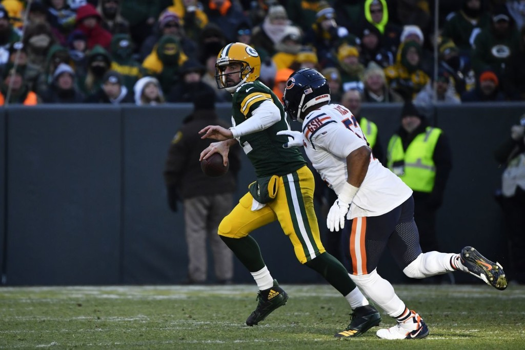 APC NFL Picks, Week 12: Expecting the Packers to make easy work of the Bears