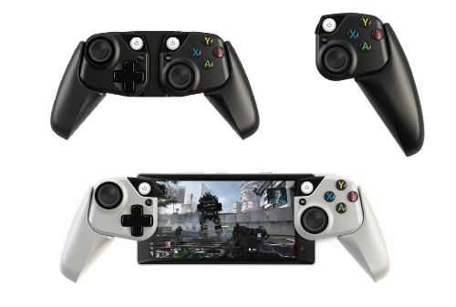 Microsoft's prototype Xbox controllers for phones look ideal for xCloud
