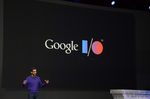 Google I/O is back June 25-26 and you'll need to win a lottery to attend
