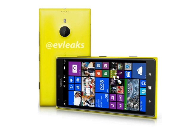 Nokia's 6-inch Lumia 1520 reportedly launching on September 26th