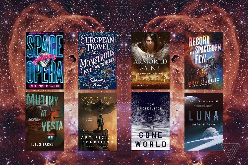 All the science fiction, fantasy, and horror books that everyone will be talking about in 2018