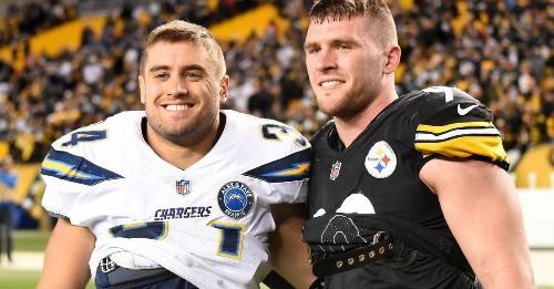 Report: Pittsburgh Steelers to sign Derek Watt, brother of T.J. Watt