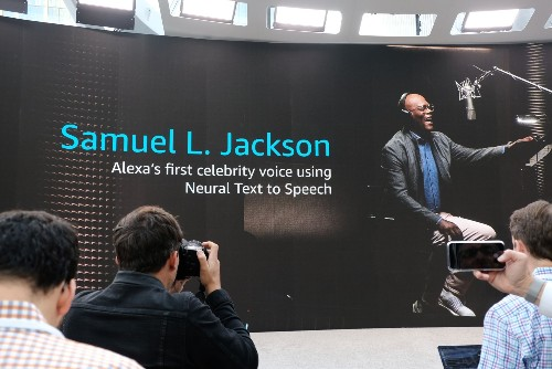 All the new features coming to Alexa, including a new voice, frustration mode, and Samuel L. Jackson