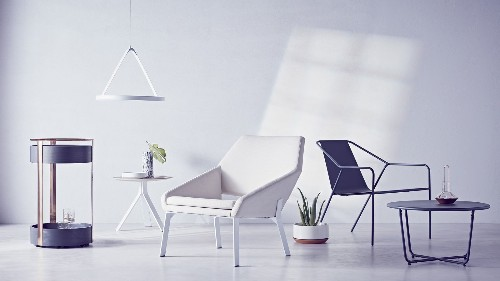 Dwell and Target's line of affordable modern furniture is now available
