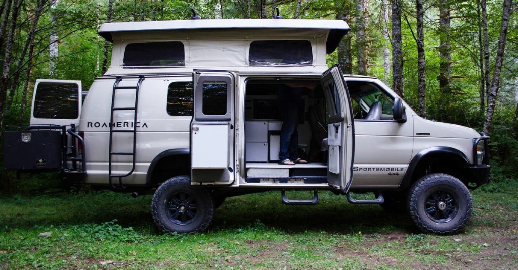 New van life website makes it easy to find camper rentals and builders
